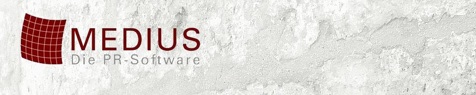 Medius – Die PR-Software